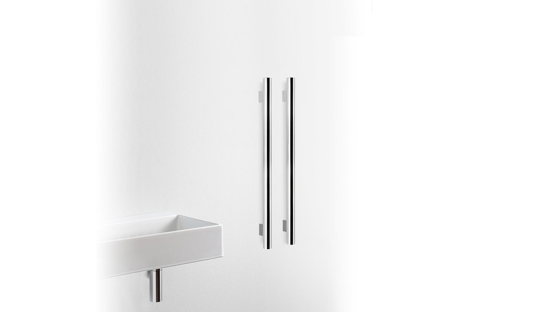 minimalist towel warmer FOURSLIM BY ARCH.