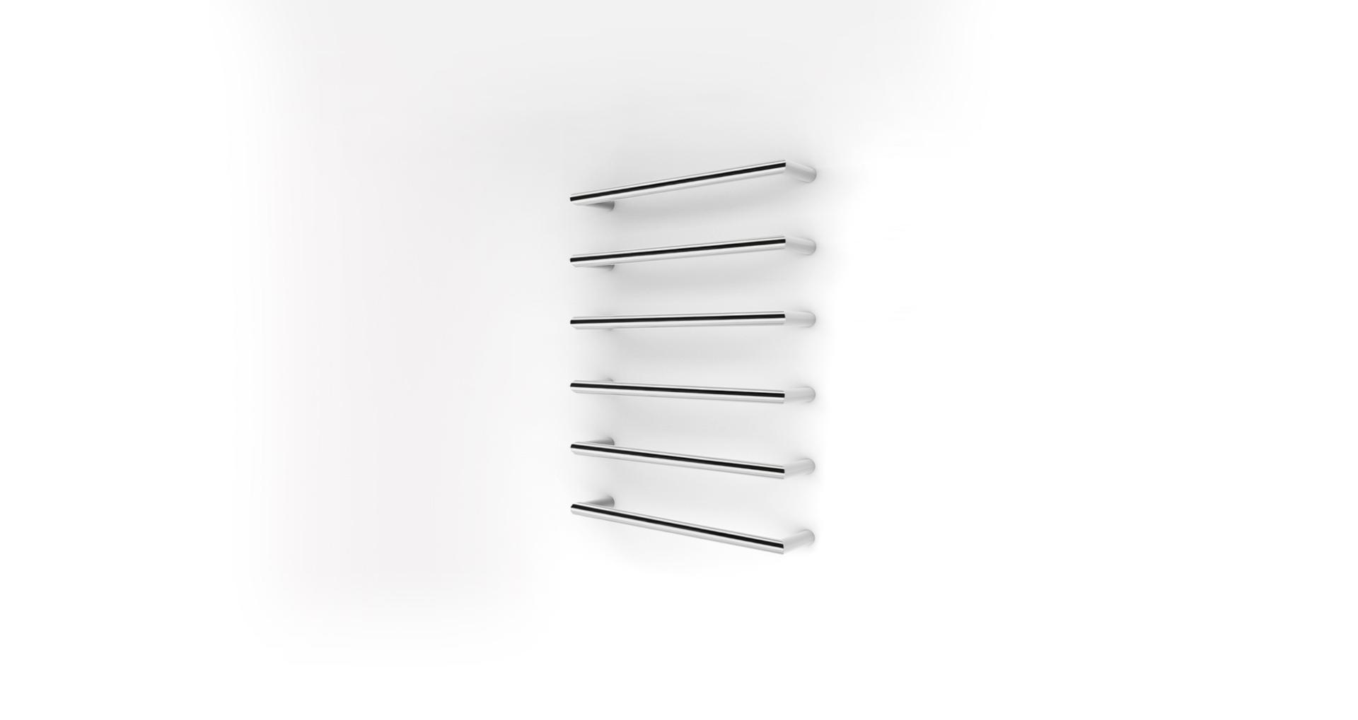 minimaliste sèche-serviette MTUBE