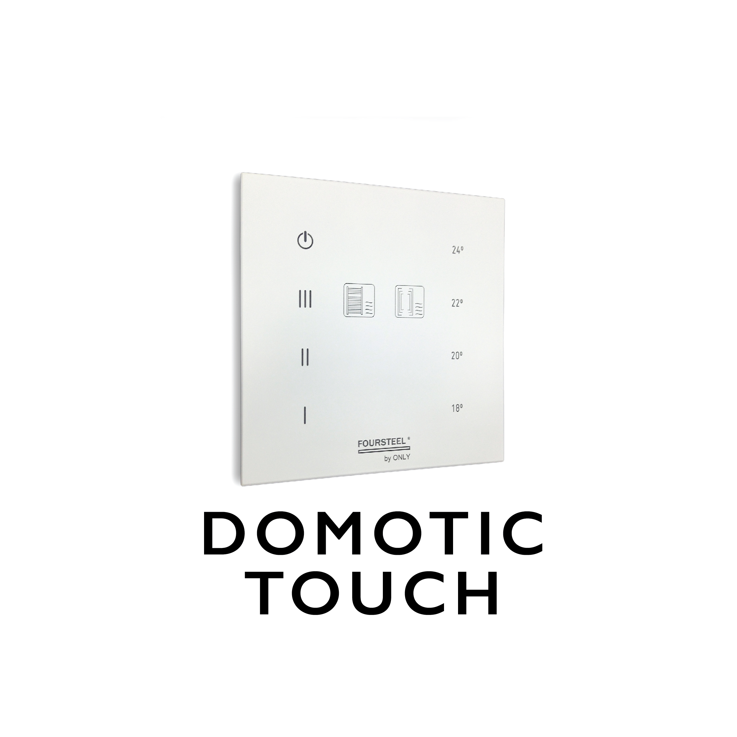 DOMOTIC TOUCH – INSTRUCTION MANUAL