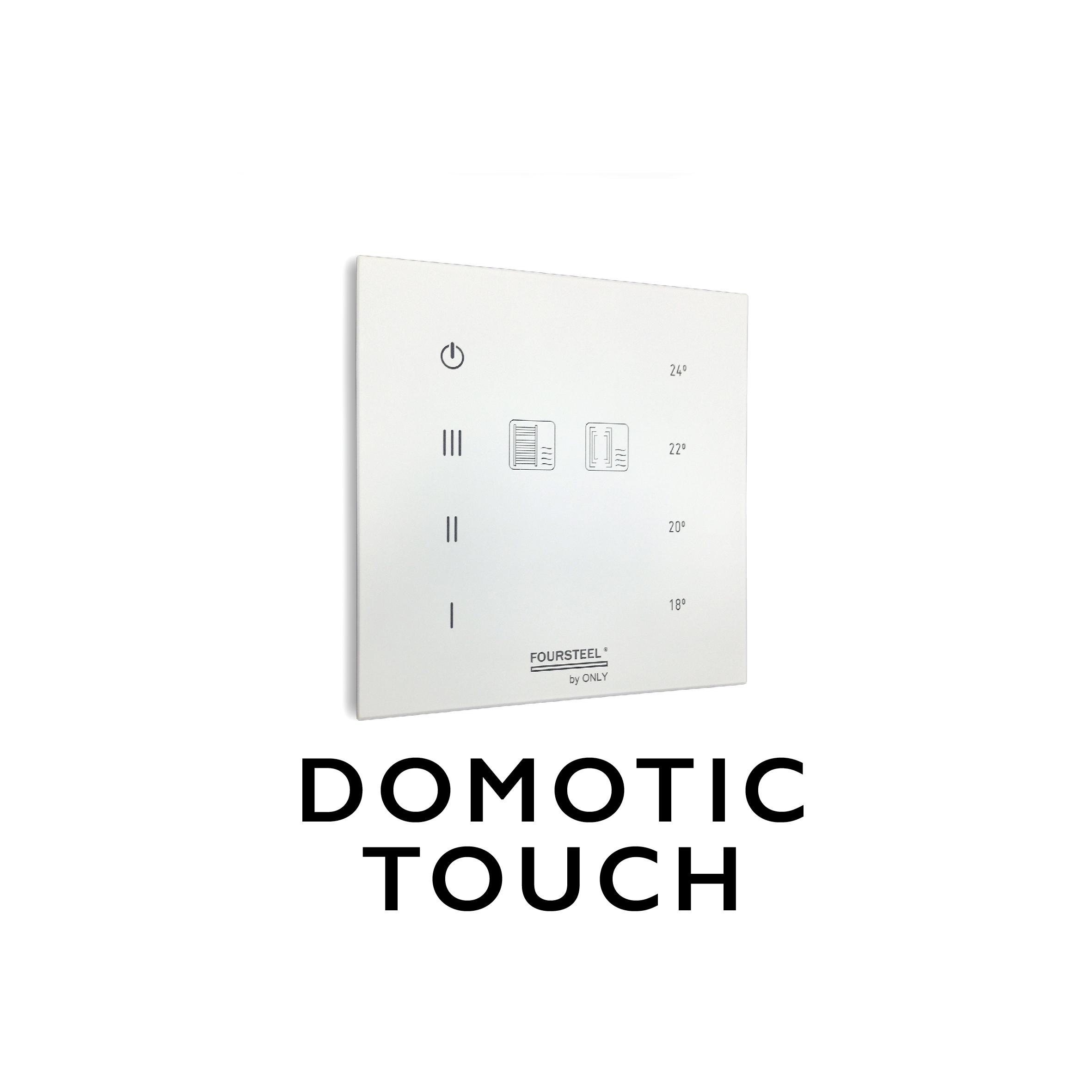 DOMOTIC TOUCH – MANUEL D'INSTRUCTIONS