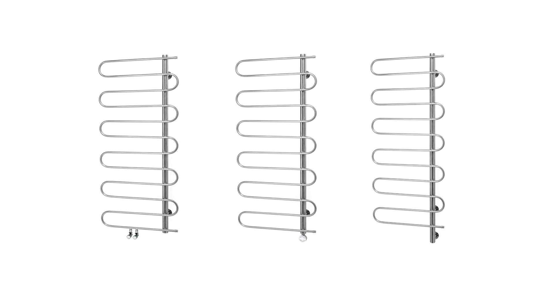 radiador toalheiro STEEL WAVE