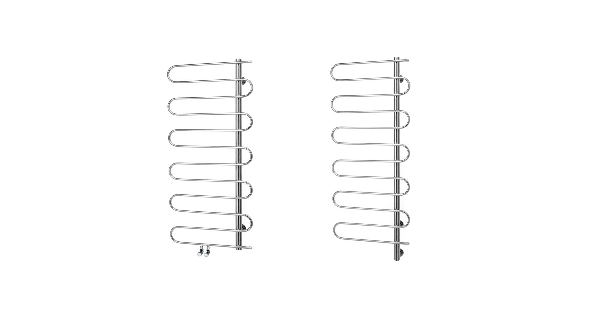 radiateur sèche-serviette STEEL WAVE
