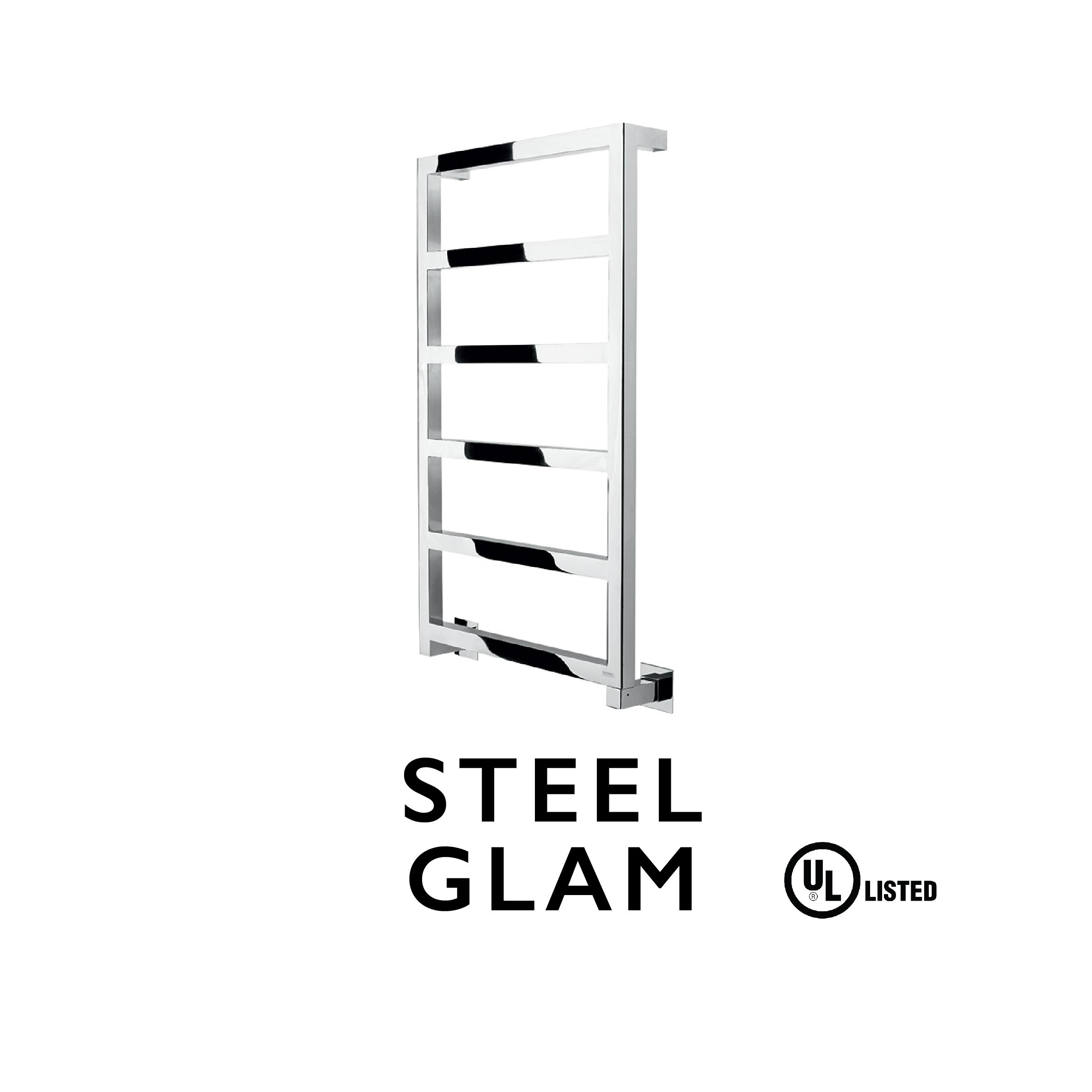 STEEL GLAM – MANUAL DE INSTRUÇÕES